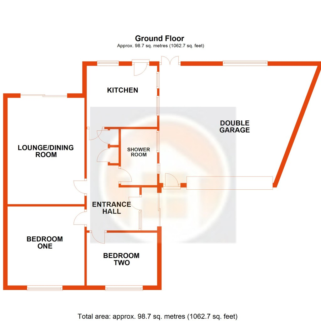 Floorplans For Westminster Crescent, Hastings
