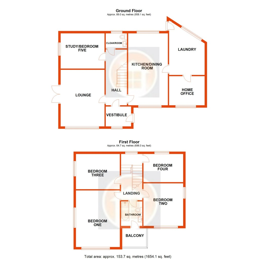 Floorplans For Duke Road, St. Leonards-on-Sea