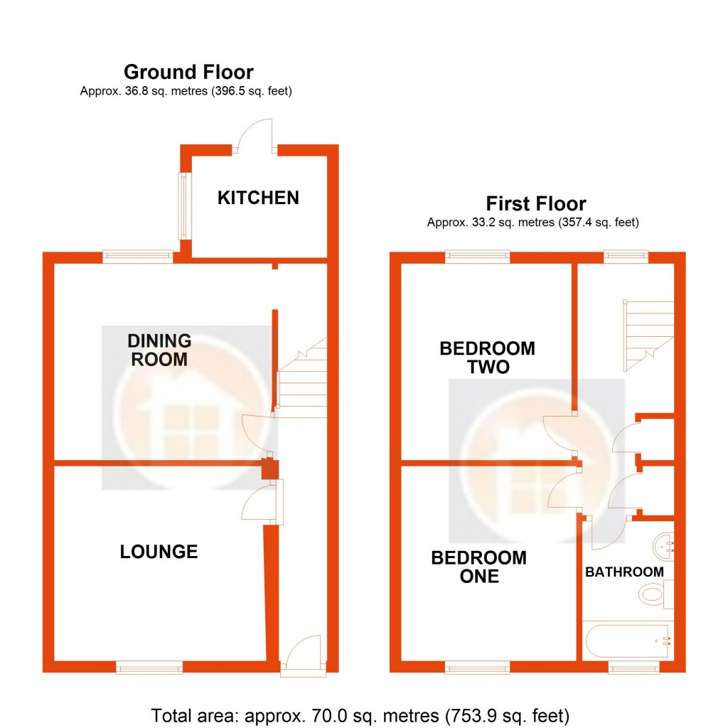 Floorplans For Alma Villas, St. Leonards-on-Sea